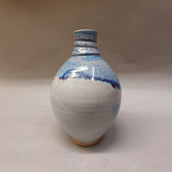 Click to view detail for Vase for Bouquet - Blue