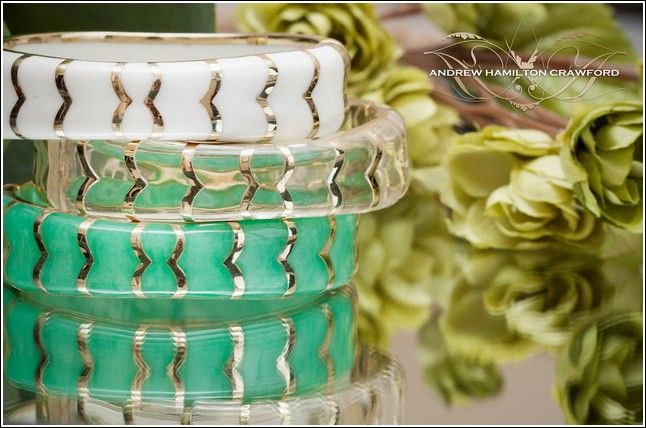 Click to view detail for Bangle - S151 Animal Wave