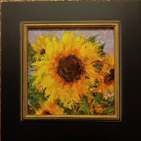 Click to view detail for Sunny Side Up 8x8